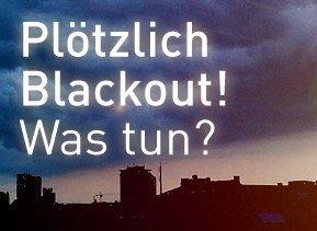 """PB-Newsletter #12 – Allgemeine Erkenntnisse aus dem Workshop """"Mein Unternehmen auf ein Blackout vorbereiten"""""""