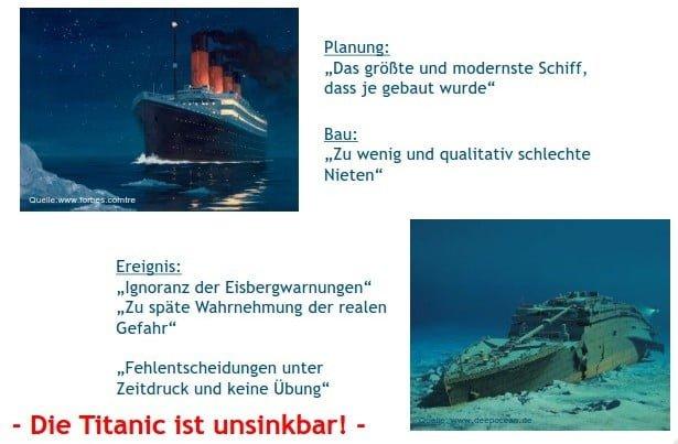 Titanic Phänomen