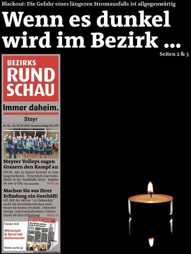 MeinBezirk Steyr 15-01 | Vernetzung & Komplexität