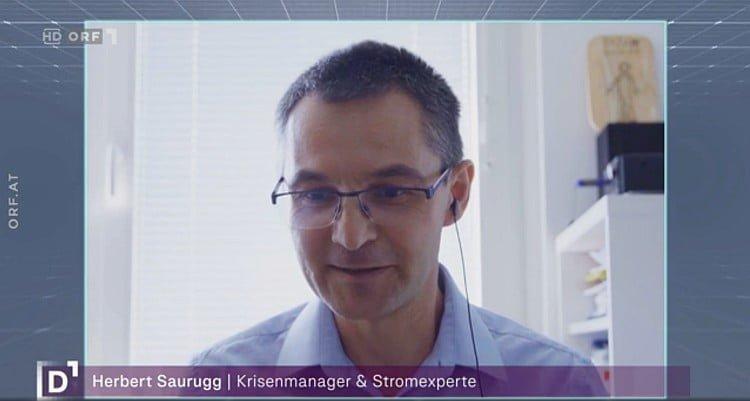 DOK1 - Herbert Saurugg - auf YouTube