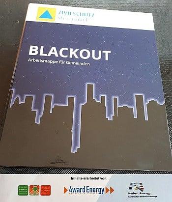 Arbeitsmappe Blackout für Gemeinden 350