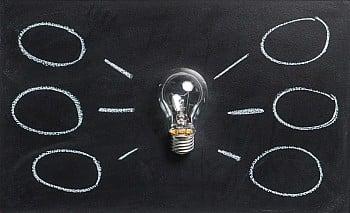 Ideen - Glühbirne
