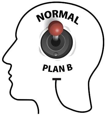 Kippschalter im Kopf - Plan B