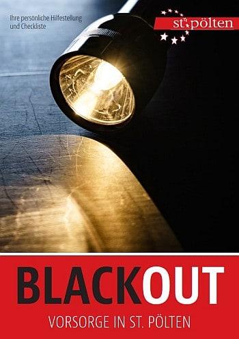 Blackout-Vorsorge in St. Poelten konkret