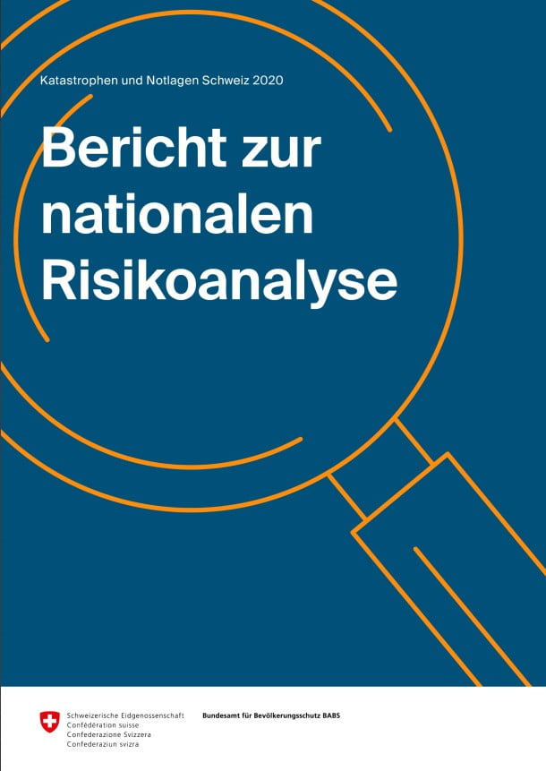Bericht zur nationalen Risikoanalyse 2020