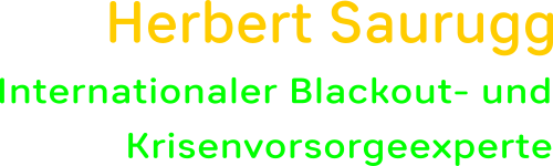 Herbert Saurugg - Internationaler Blackout- und Krisenvorsorge Experte